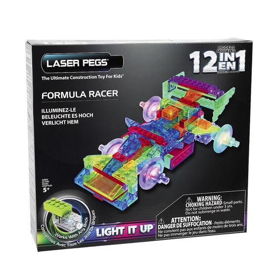 Laser Pegs Formula Racer