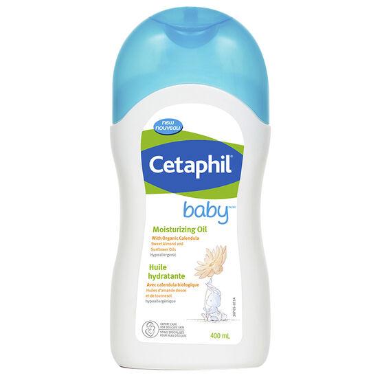 Cetaphil Baby Moisturizing Oil - 400ml