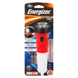 Energizer Weather Ready 2 in 1 Flashlight