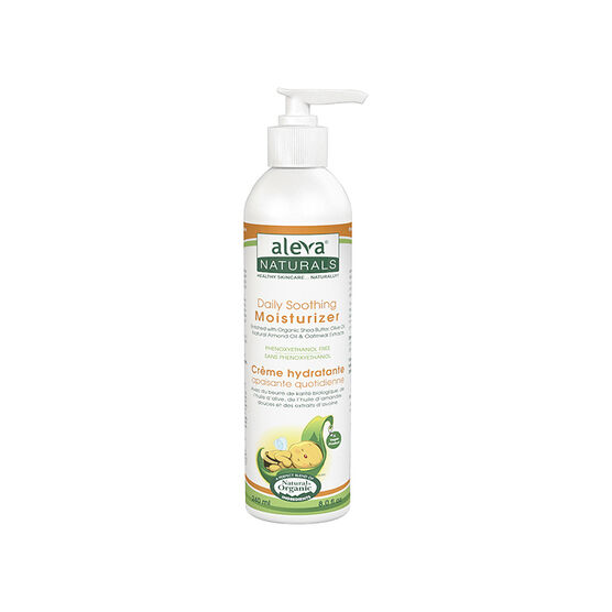 Daily Soothing Moisturizer - 240ml