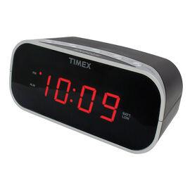 Timex Alarm Clock - Black - T121B