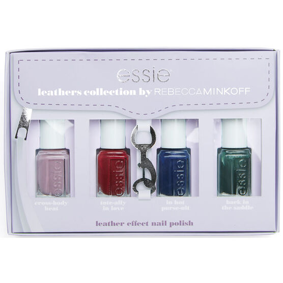 Essie Leathers Collection by Rebecca Minkoff - 4 piece