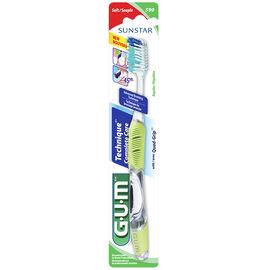 G.U.M. Technique+ Full Head Toothbrush - Soft