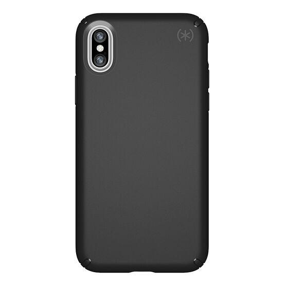 Speck Presidio Case for iPhone X - Black - SPK1031301050