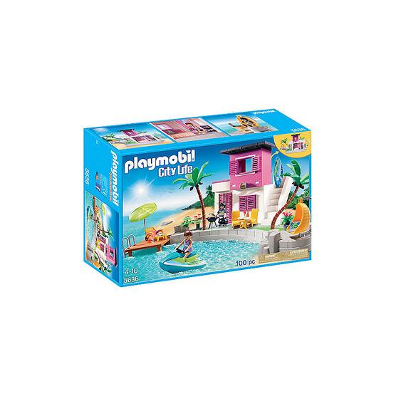 Playmobil City Life -  Luxury Beach House
