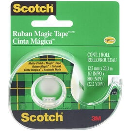 3M Scotch Magic Tape - 12.7mmx11.4M