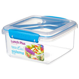 Sistema Lunch Plus to Go Container - 1.2L - Assorted