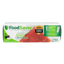 FoodSaver Freezer Roll - 8 x 20ft