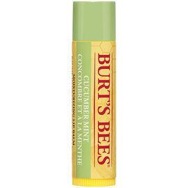 Burt's Bees Moisturizing Lip Balm - Cucumber Mint - 4.25g