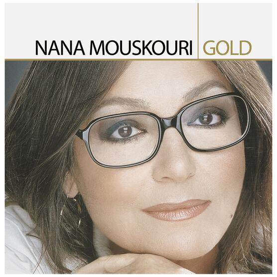 Nana Mouskouri - Gold - 2 Disc Set