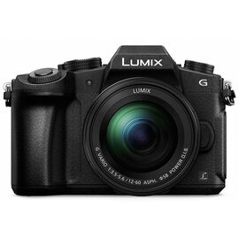 Panasonic LUMIX G85 with 12-60mm Lens - Black - DMCG85MK