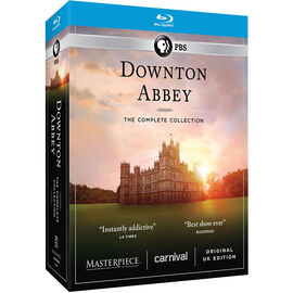 Downton Abbey: The Complete Collection - Blu-ray