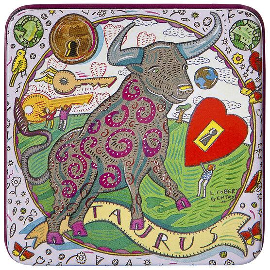 Zodiac Soap in Tin - Taurus - 100g