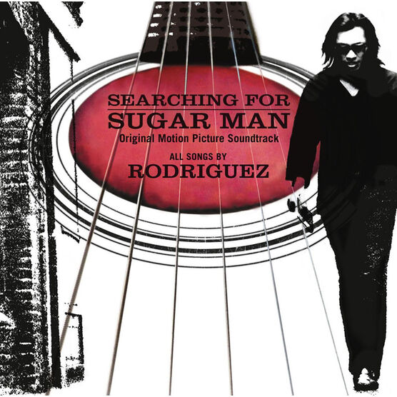 Soundtrack - Searching For Sugar Man - CD