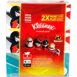 Kleenex Tissues Incredibles2 - 3 x 160's