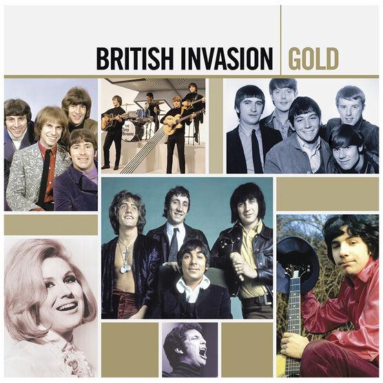 British Invasion: Gold - 2 Disc Set