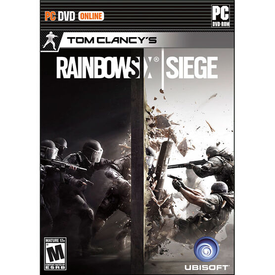 PC Rainbow Six Siege