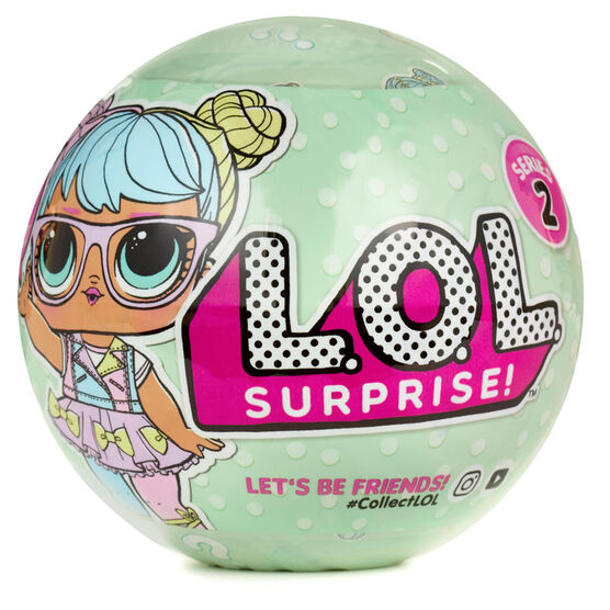 LOL Surprise Doll Blind Pack - Series 2