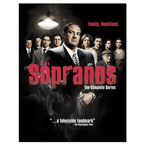 Sopranos: The Complete Series - Blu-ray