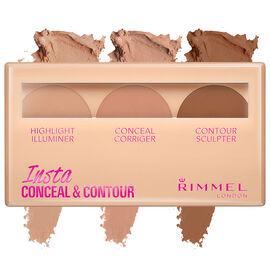 Rimmel Insta Conceal & Contour - Light