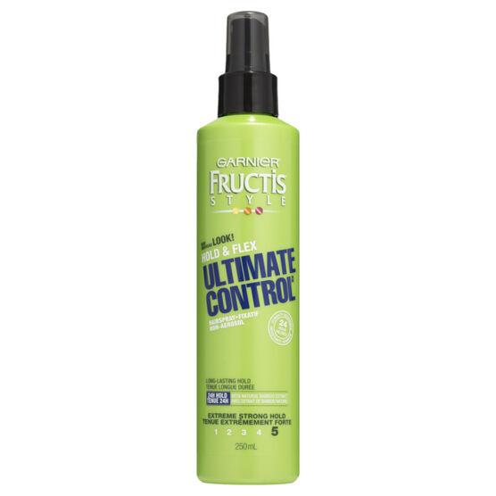 Garnier Fructis Style Hold & Flex Ultimate Control Spray - 250ml