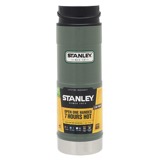 Stanley One-Hand Vacuum Mug - Assorted - 16oz