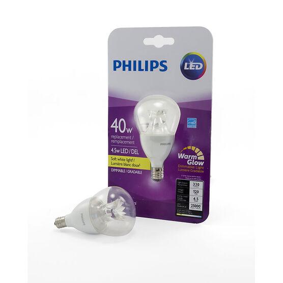 Philips Fan A15 LED Bulb - Soft White - 40W