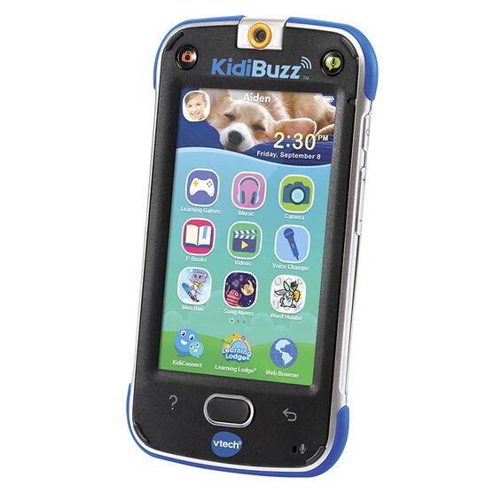 VTech KidiBuzz Smartphone - Blue - 80169501