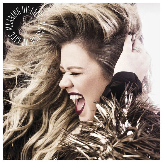 Kelly Clarkson - Meaning of Life - CD