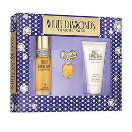 White Diamonds Fragrance Set - 3 piece