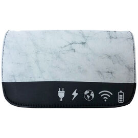My Tagalongs Charger Case - Marble & Black - 57021