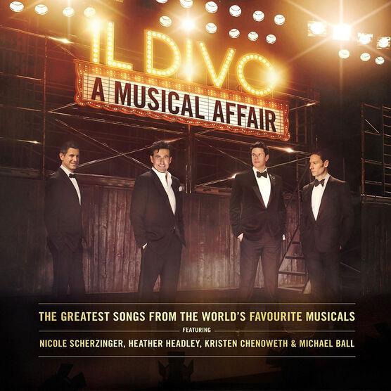 Il Divo - A Musical Affair - CD