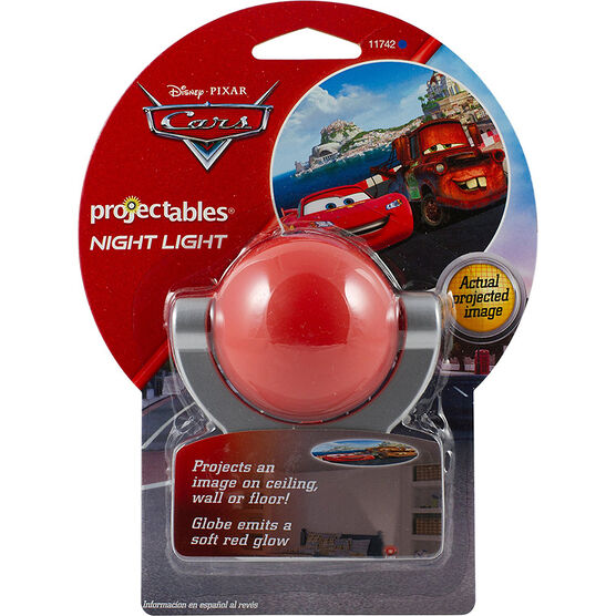 Disney Cars Projectables