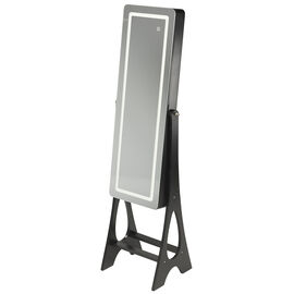 London Drugs Mirror Jewelry Cabinet with Lights