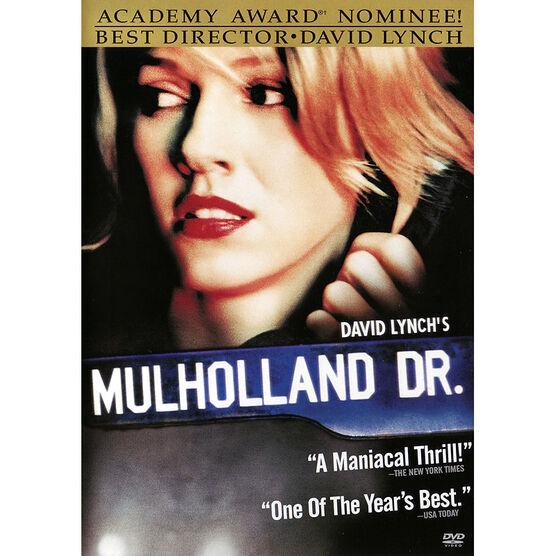 Mulholland Drive - DVD