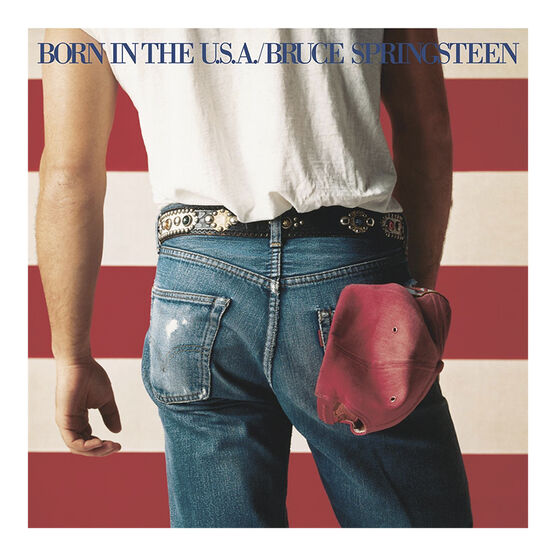 Bruce Springsteen - Born In The U.S.A. - Vinyl