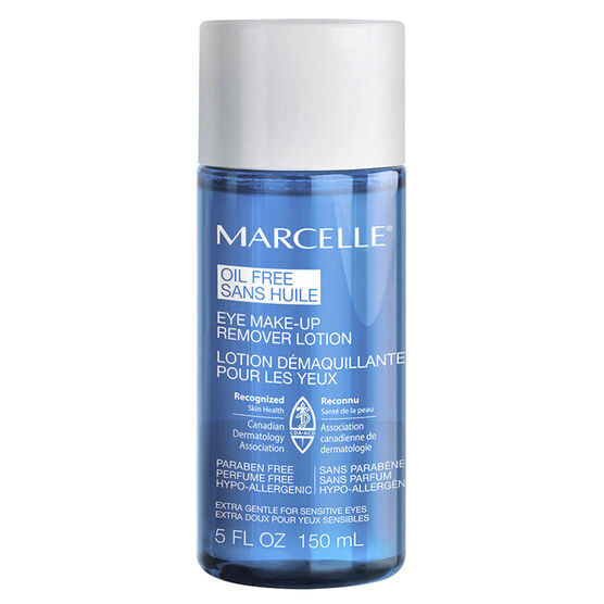 Marcelle Oil-Free Eye Makeup Remover Lotion - 150ml