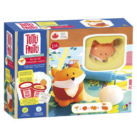 Bojeux Tutti Frutti Buddies Modelling Dough - The Fox Kit