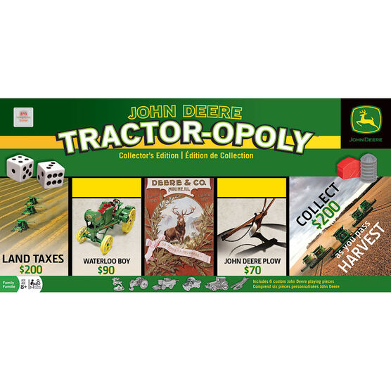John Deere Tractor-O-Poly