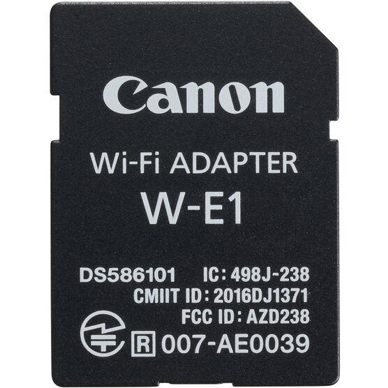 Canon W-E1 WiFi Adapter - 1716C001