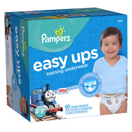 Pampers Easy Ups Training Underwear - 4T/5T - 60ct