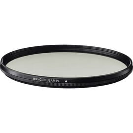 Sigma 86mm Water Repellent Circular PL Lens Filter - S86WRCP
