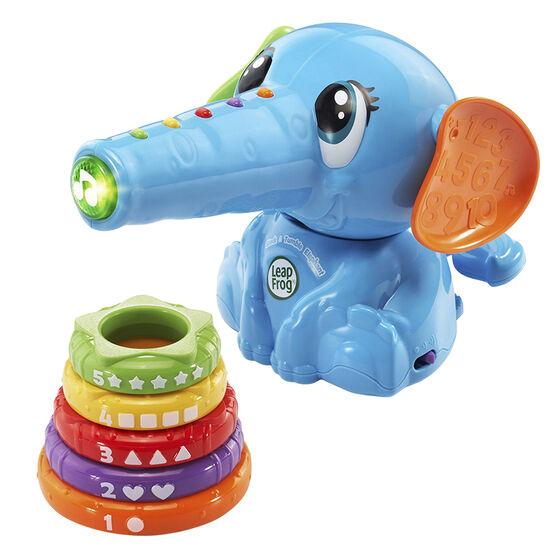 LeapFrog Stack and Tumble Elephant