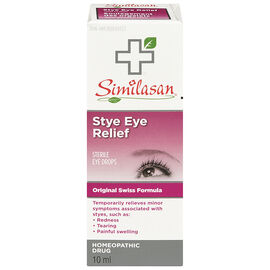 Similasan Stye Eye Relief Eye Drops - 10ml