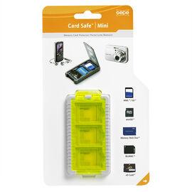 Gepe Card Safe Mini - Yellow