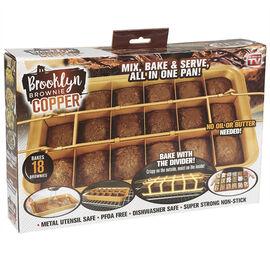 Brooklyn Brownie Copper Pan - 1491