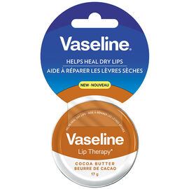 Vaseline Lip Therapy - Cocoa Butter - 17g