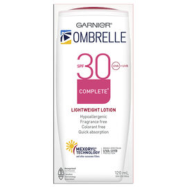 Ombrelle Sunscreen Lotion - SPF 30 - 120ml