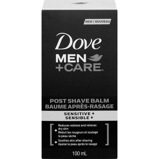 Dove Men+Care Sensitive+ Post Shave Balm - 100ml