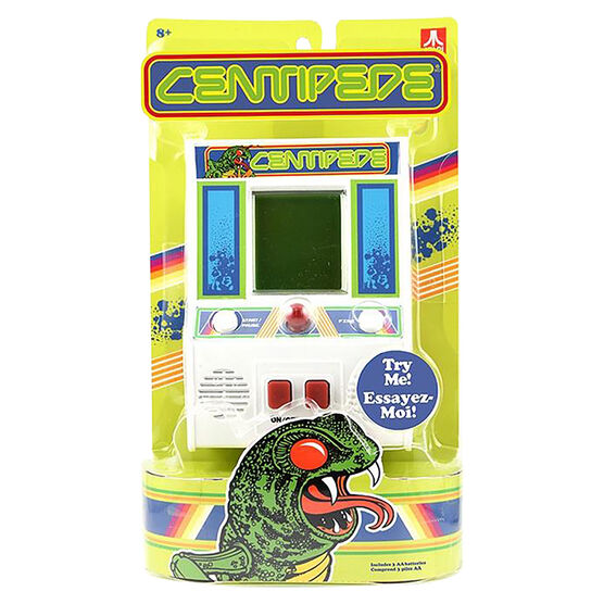 Mini Arcade Game - Centipede